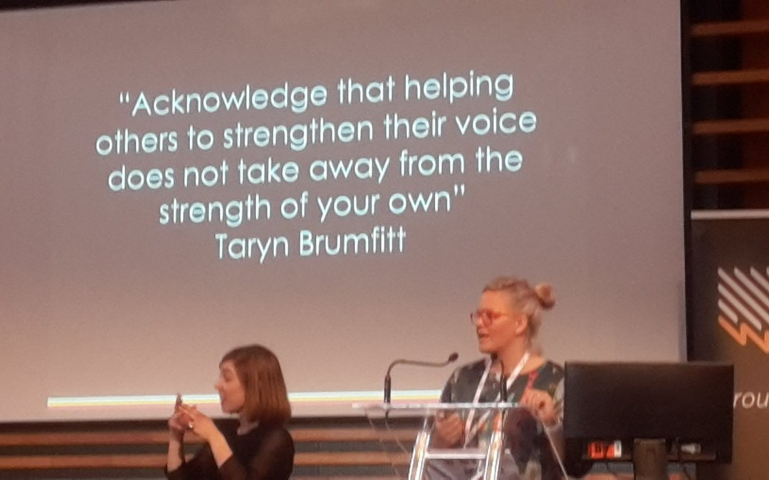 RT @LooiWendy: Great words @tarynbrumfitt #SHELead…
